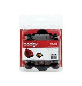 Badgy Badgy kleurenlint voor Badgy1, 100 afdrukken
