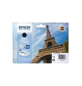 Epson Epson T7021 (C13T70214010) ink black 2400 pages (original)