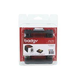 Badgy Kleurenlint (100 prints) voor Badgy100 & Badgy200