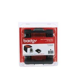 Badgy Lint zwart (500 prints) voor Badgy 100 & Badgy 200