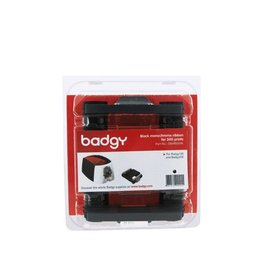 Badgy Lint zwart (500 prints) voor Badgy100 & Badgy200