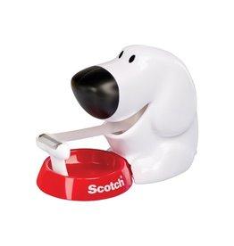 Scotch Scotch plakbandafroller hond
