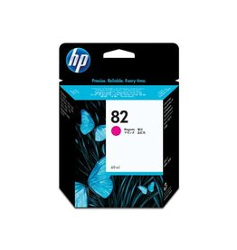 HP HP 82 (C4912A) ink magenta 4312 pages (original)