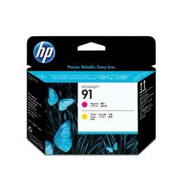 HP HP 91 (C9461A) printhead magenta/yellow (original)
