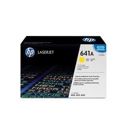 HP HP toner 641A, 8 000 pagina's, OEM C9722A, geel