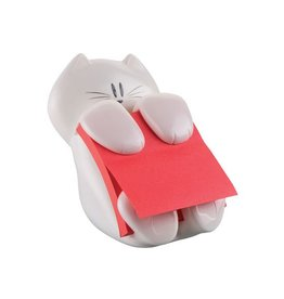 Post-it Post-it Super Sticky Z-Notes Kat dispenser, voor ft 76 x 76