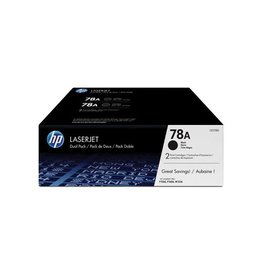HP HP 78A (CE278AD) duopack black 2x2100 pages (original)