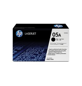 HP HP 05A (CE505A) toner black 2300 pages (original)