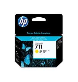 HP HP 711 (CZ132A) ink yellow 29ml (original)