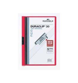 Durable Durable klemmap Duraclip Original 30 rood