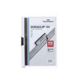 Durable Durable Klemmap Duraclip Original 60 wit