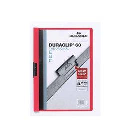 Durable Durable Klemmap Duraclip Original 60 rood