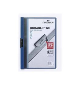 Durable Durable Klemmap Duraclip Original 60 donkerblauw