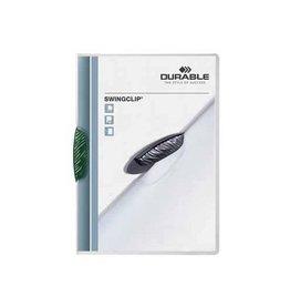 Durable Durable klemmap Swingclip groen