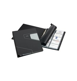 Durable Durable Visitekaartenmap Visifix Pro 255x315 mm, voor 400