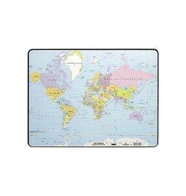 Durable Durable onderlegger Wereld
