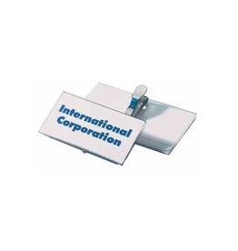Durable Durable badge + krokodillenklem ft 40 x 75 mm [25st]