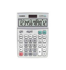 Casio Casio bureaurekenmachine DF-120 ECO