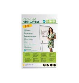 Bisilque Bi-Office Papierblok voor flipcharts Earth-it [5st]