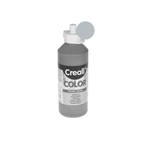 Creall Plakkaatverf Creall Color zilver