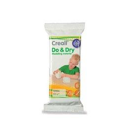 Creall Creall Boetseerpasta Do & Dry terracotta, pak van 500 g