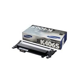 Samsung Samsung CLT-K406S (SU118A) toner black 1500 pages (original)