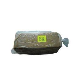 Merkloos Boetseerklei pak van 10 kg