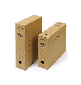 Loeffs Loeff's achiefdoos Quick box 335x240x80 mm Pak van 50st
