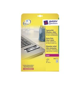 Avery Zweckform Avery ultra-sterke etik. 96x50,8mm 200st, 10/bl
