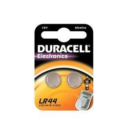 Duracell Duracell knoopcel Electronics LR44, blister van 2 stuks