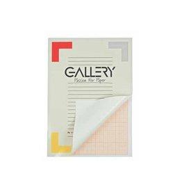 Gallery Gallery millimeterpapier, 21 x 29,7 cm (A4), blok van 50 vel