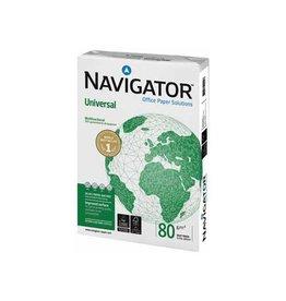 Navigator Navigator Universal printpapier ft A4, 80 g, pak van 500 vel