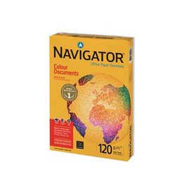 Navigator Navigator Colour Documents presentatiepapier A4 120g 250 vel