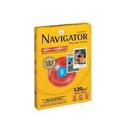 Navigator Navigator Colour Doc. presentatiepapier A3 120g 500vel [4st]