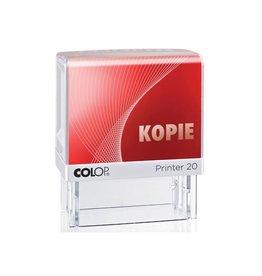 Colop Colop formulestempel Printer tekst: KOPIE