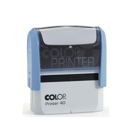 Colop Colop stempel met voucher systeem Printer 40 max 6r, 59x23mm