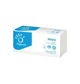 Papernet Papernet papieren handdoeken Special 2-l 250vel. wit [15st]