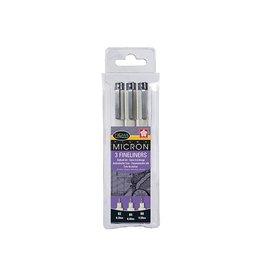 Sakura Sakura Fineliner Pigma micron 0,3 zwart