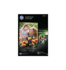 HP HP fotopapier Everyday ft A4, 200 g, pak van 25 vel