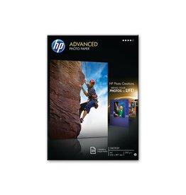 HP HP fotopapier Advanced Glossy ft A4, 250 g, pak van 25 vel