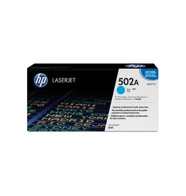 HP HP 502A (Q6471A) toner cyan 4000 pages (original)