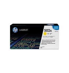 HP HP 502A (Q6472A) toner yellow 4000 pages (original)