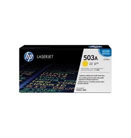 HP HP 503A (Q7582A) toner yellow 6000 pages (original)