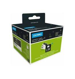 Dymo Dymo etiketten LabelWriter ft 51 x 89 mm, wit, 300 etiketten