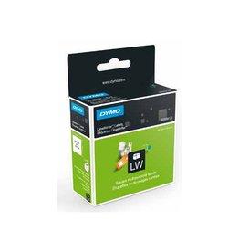Dymo Dymo etiketten LabelWriter ft 25 x 25 mm, wit, 750 etiketten