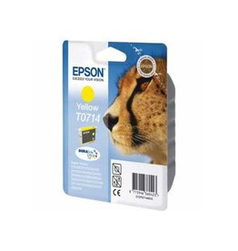 Epson Epson T0714 (C13T07144012) ink yellow (original)