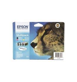 Epson Epson T0715 (C13T07154010) multipack 250/415p (original)
