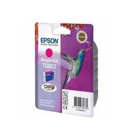 Epson Epson T0803 (C13T08034011) ink magenta 440 pages (original)