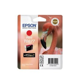 Epson Epson T0877 (C13T08774010) ink red 915 pages (original)