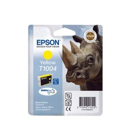 Epson Epson T1002 (C13T10024010) ink cyan 915 pages (original)